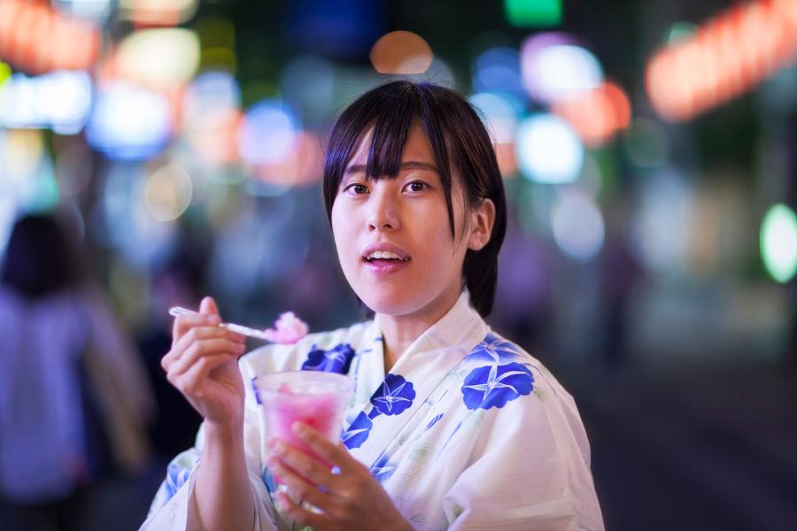 A Gourmet Adventure in Japan