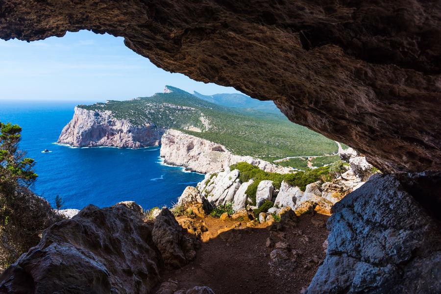 Sardinia: Trekking 'Blu'