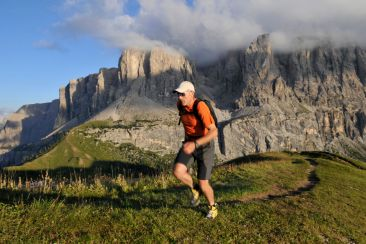 Trekking and Running Italy