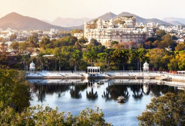 Deeper into India's Golden Triangle: Udaipur