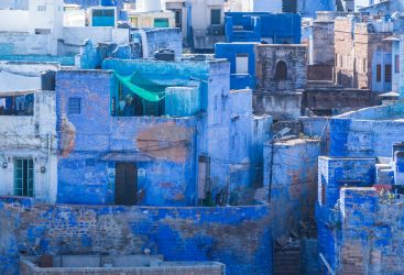 Deeper into India's Golden Triangle: Jodhpur
