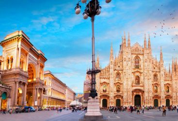 Fashion and Delight in Milan