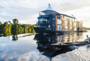 Cruise the Amazon in Grand Fashion