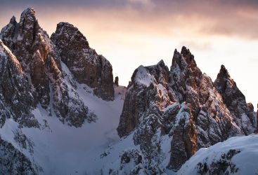 Dolomite Ski Safari, Snow Zebras not Included