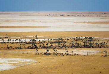 Horizons of the Makgadikgadi