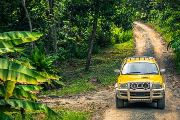 Off-road Expedition to Northern Borneo: September 1-8, 2018