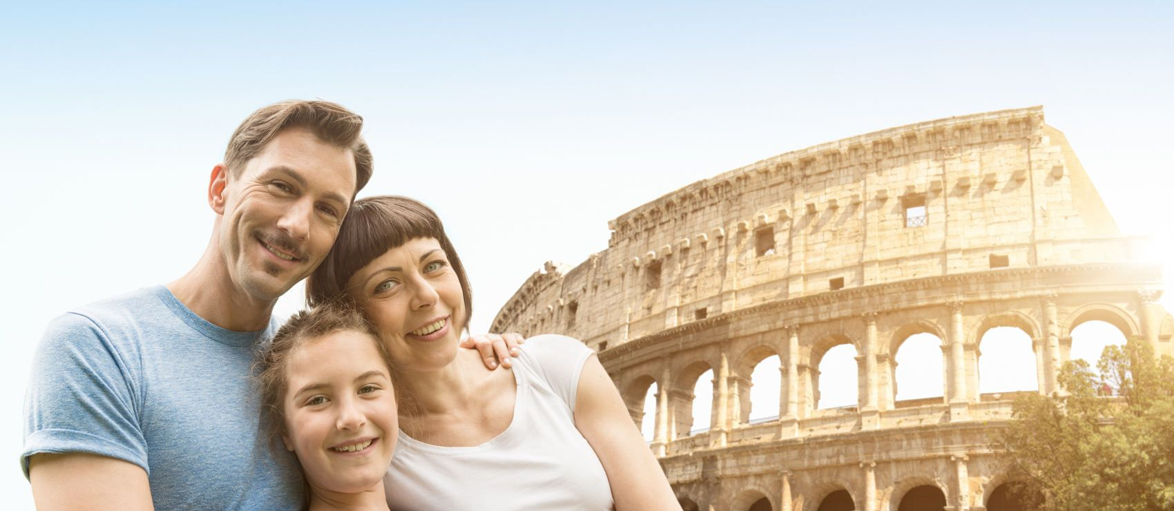 Paris, Rome and London for the Family and Kids