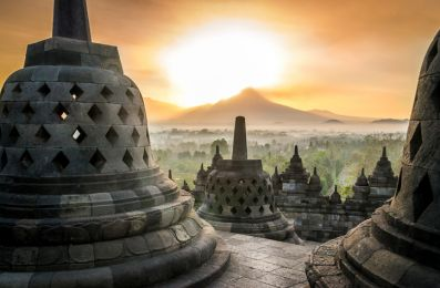 Spiritual approaches to Indonesian Heritage Sites