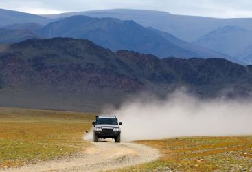 Off-Road Expedition to Mongolia: August 3-12, 2018
