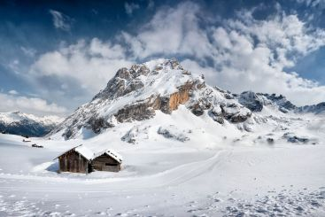 The Dolomites: Your Winter Playground