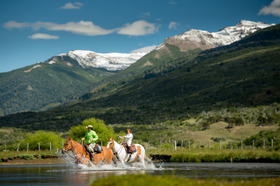 Patagonia on Horseback