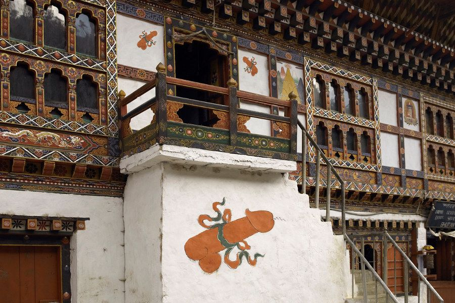 Colourful Rituals of Bhutan - Blueflower - Inspired Travels