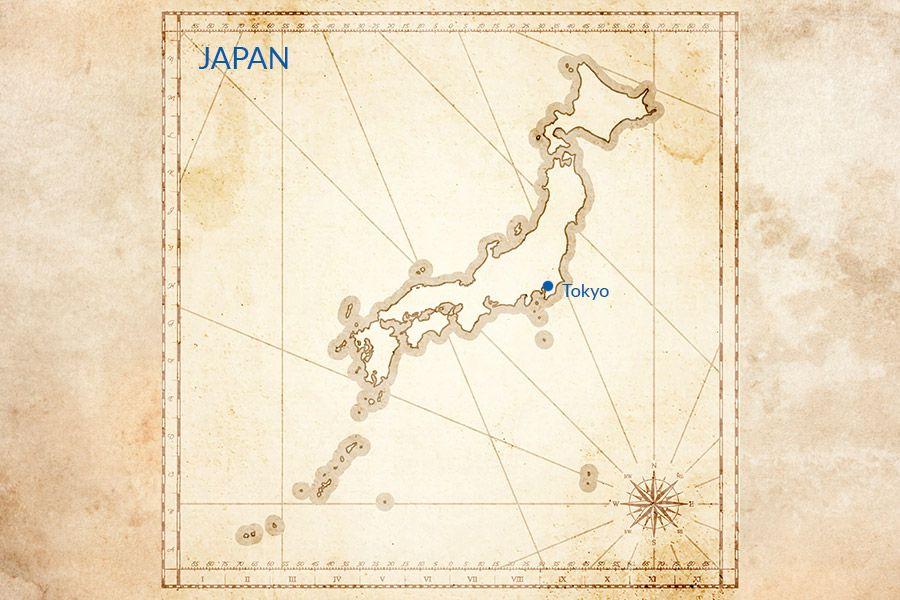 Japan Itinerary of Fine Art - Blueflower - Inspired Travels