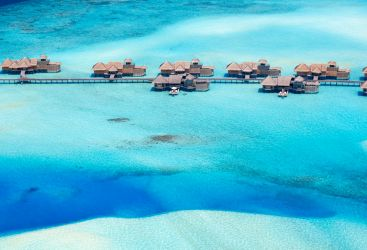 Maldives: Blue Lagoon Beauty