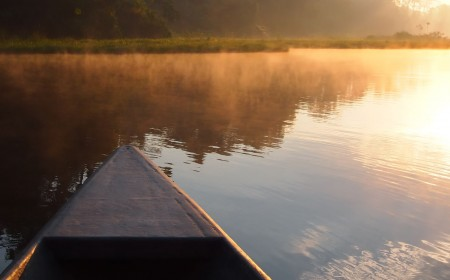 River Adventure in the Peruvian Amazon