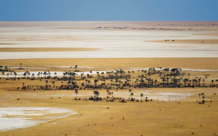 Horizons of the Kalahari