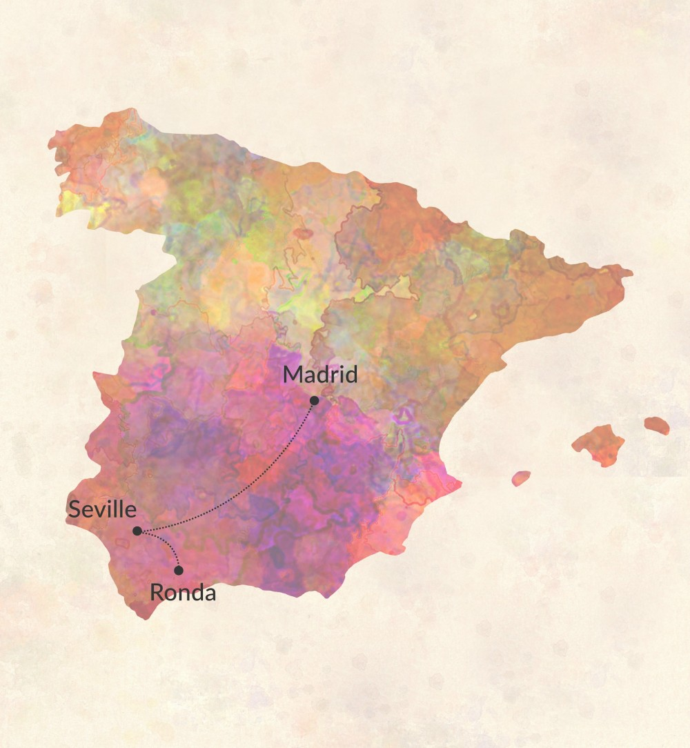 The Heart and Soul of Spain