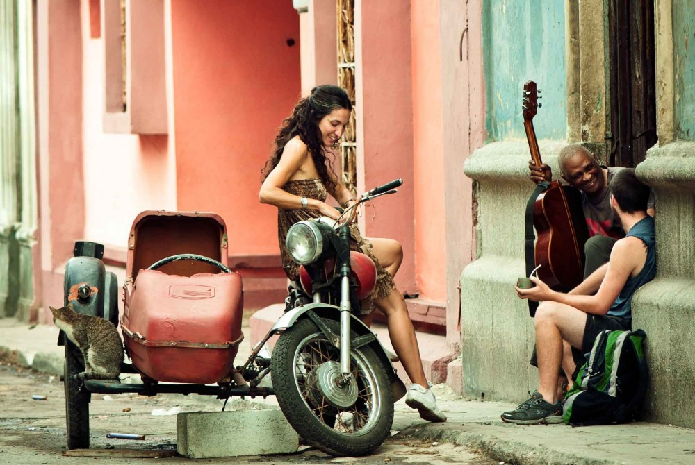 Relive the Heyday of Cuba