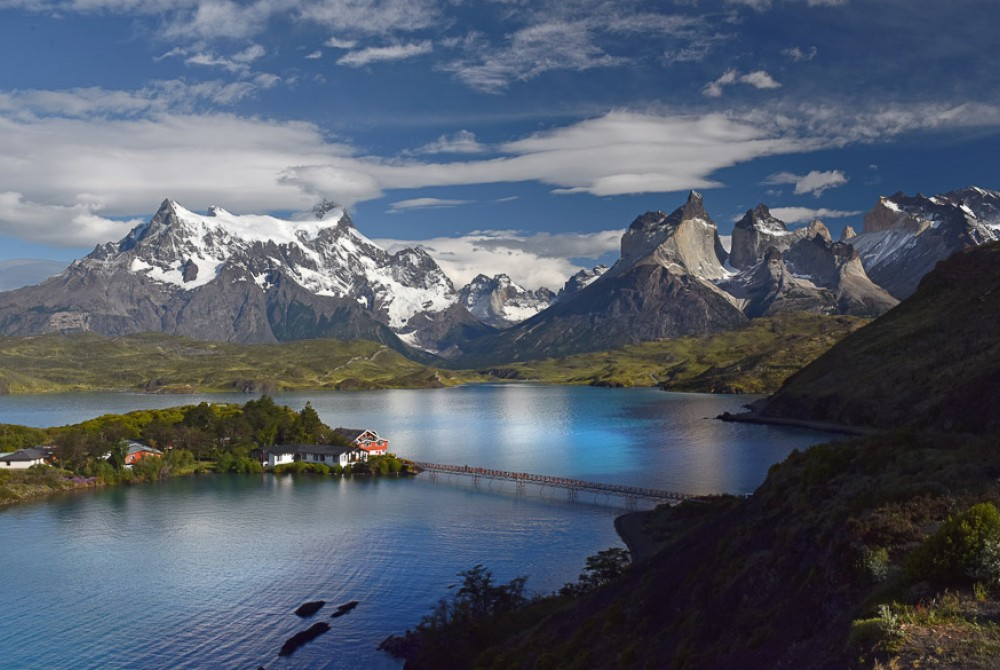 Patagonia: The meeting place of explorers