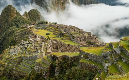 Sacred Depths of Peru