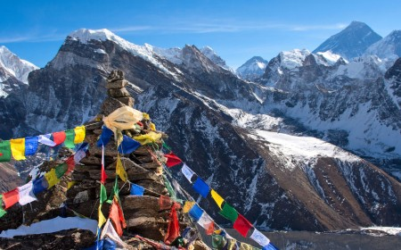 Heights of Tibet
